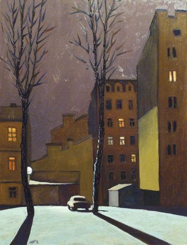 Ruben Monakhov - Frosty Evening 2012