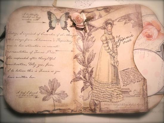 Jane Austen journal..love