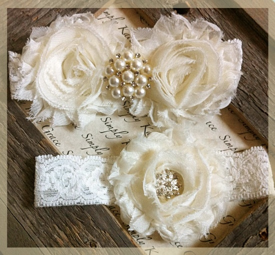 Can't forget a pretty garter...
