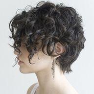 curly short hair that inspires me  www.ShaiAmiel.com