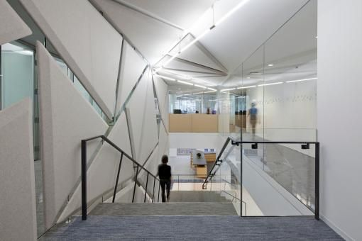 the 1st modulyss project installed in NYC by modulyss®  #interior #design #office #company