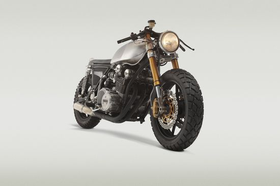 Yamaha XS 750 Triple Cafe