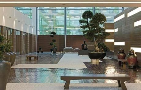 zen garden interior design - Google Search