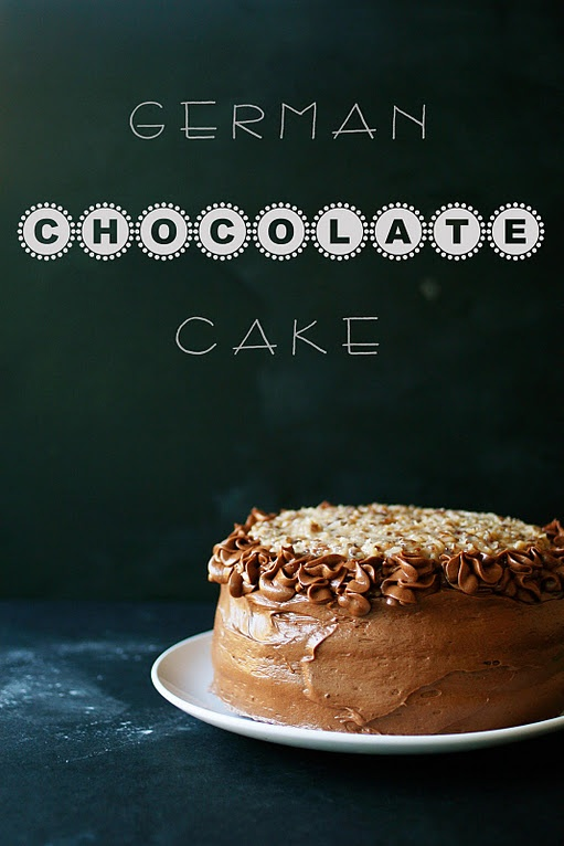 Chocolate Cake Recipes **** hmmm...calls for devil's food cake mix.  not so sure about this one.....german chocolate cake