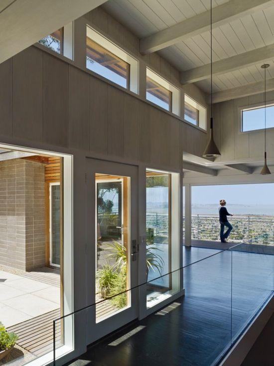 Mid-century modern home renovation in Berkeley Hills  by YamaMar Design