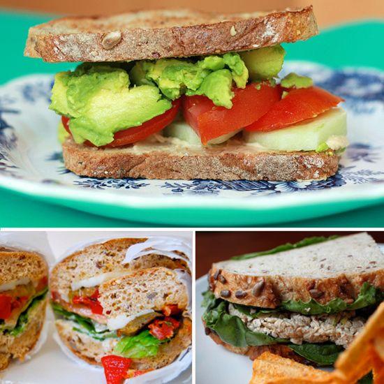 Healthy Vegetarian Sandwich Ideas