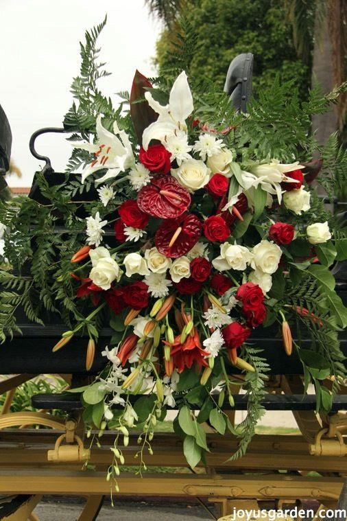 Flower Friday: Fiesta Flower Arrangements