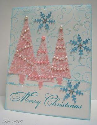 Merry Christmas Pink