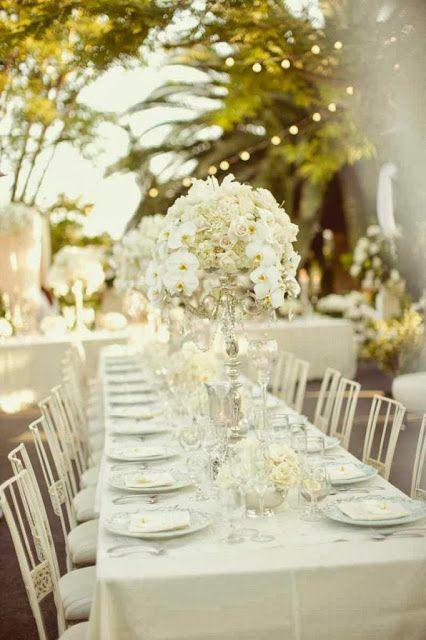 Vintage wedding reception.Vintage Wedding Ideas