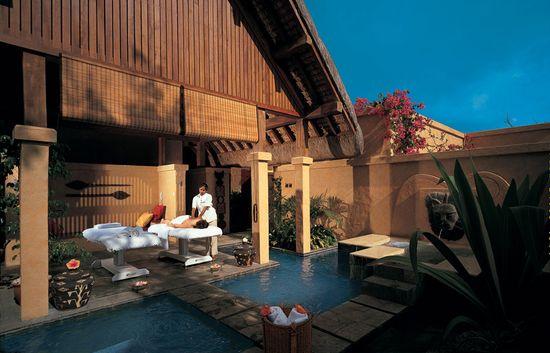 Spa. The Oberoi, Mauritius. © Oberoi Hotels & Resorts