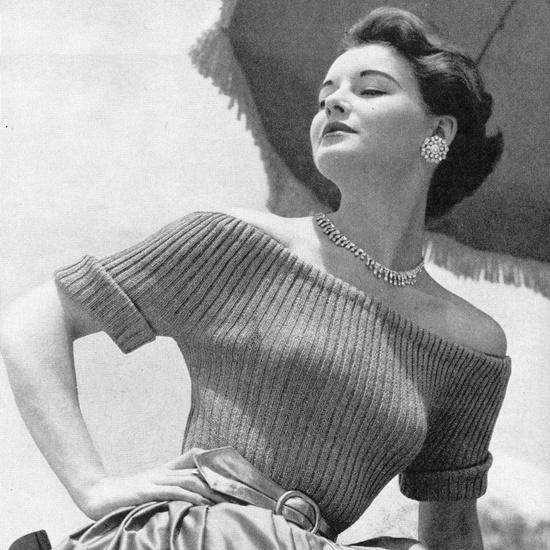 1950's fashions
