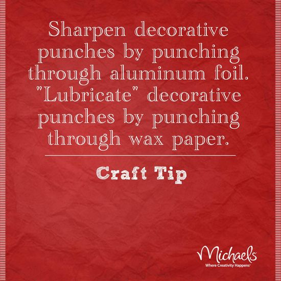 #tip #punches