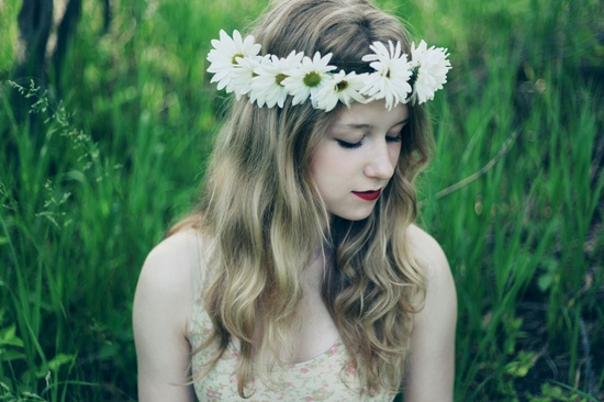 I love anything with flower crowns #photography