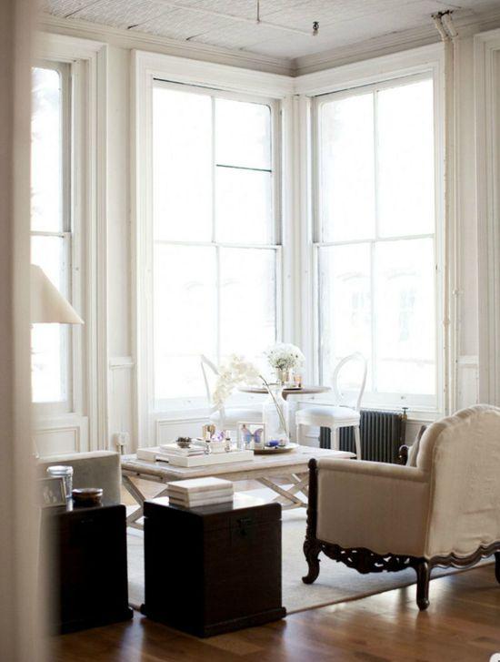 living room via Rue Magazine