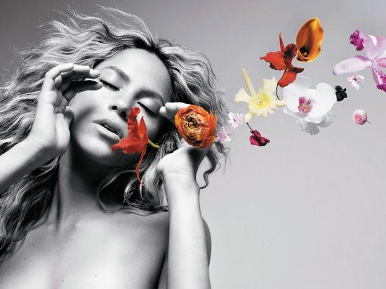 Shakira She Wolf Wallpaper