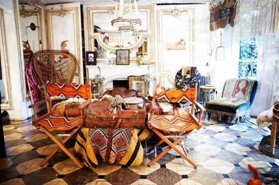 Turn your home into a bohemian paradise ? heymishka.com/...