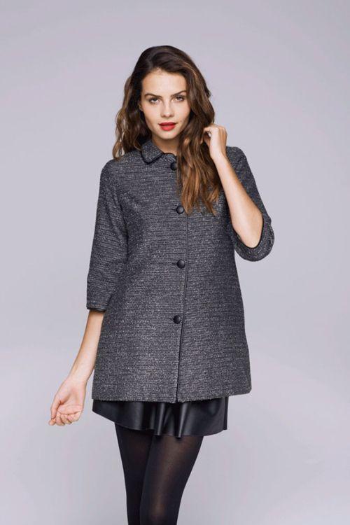 ladylike coat from Lauren Conrad's Paper Crown line