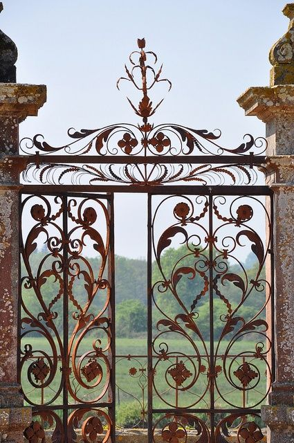 Gate#garden decorating before and after #garden design ideas