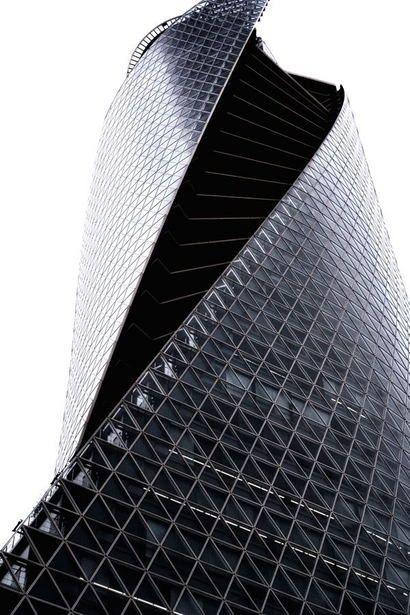 Mode Gakuen Spiral Towers in Nayoga, Japan.