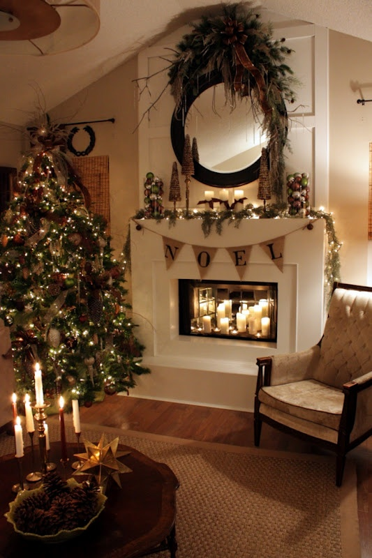 Christmas festive and lovely