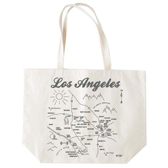 LA Beach Bag / Maptote