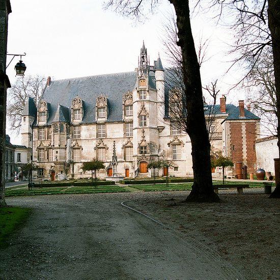 Chateau de Beauvais - Picardie