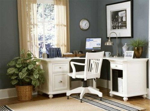 simple home office design