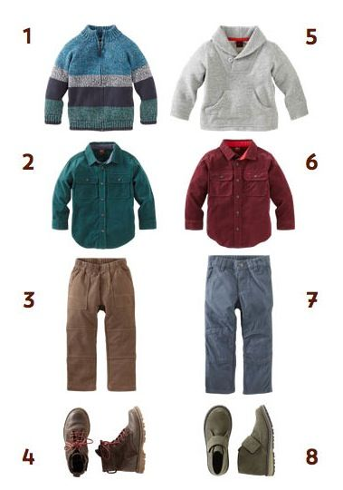 8 outfits for the kids that are perfect for this season's festive photos! :: Tea's Holiday Outfitting Solutions