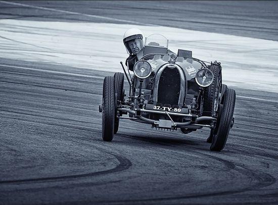 Four wheel drift
