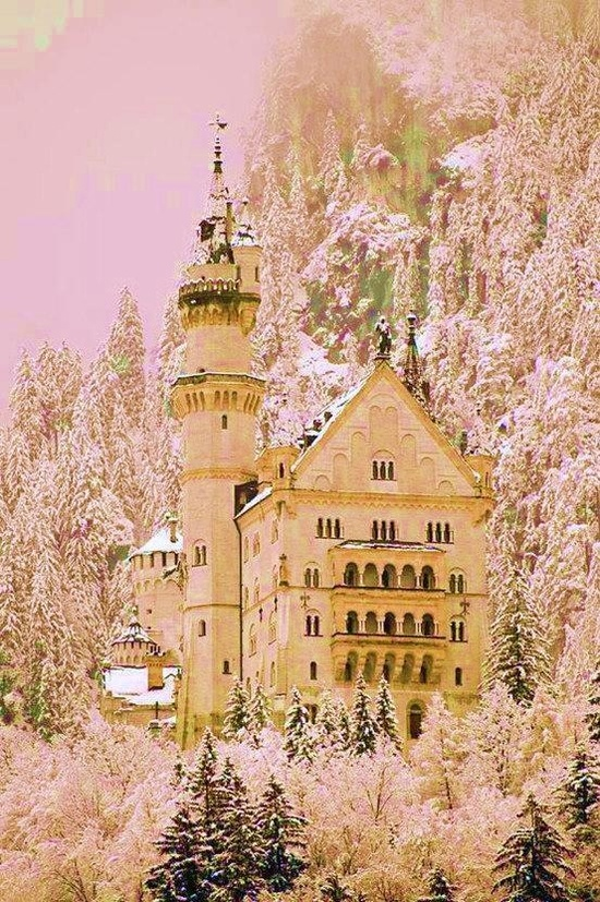 Castles in the mountains