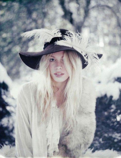 janessaleone.tumb... #fashion #hat #inspiration