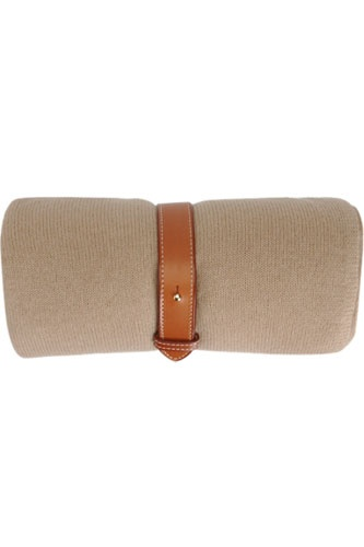 Armand Diradourian Strapped Travel Blanket