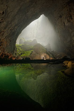 Son Doong Cave in Vietnam. largest cave on earth. On the bucket list for sure!