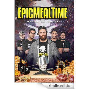Amazon.com: Epic Meal Time eBook: Harley Morenstein, Josh Elkin: Kindle Store