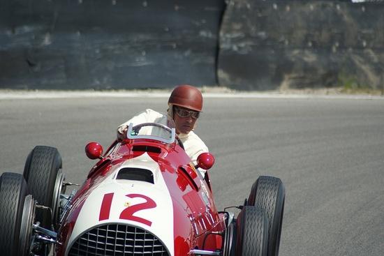 #12 gets it.. Ferrari 166/212 F1 by Alidarnic, via Flickr