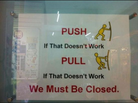 Good to know... For more funny signs visit www.bestfunnyjoke...