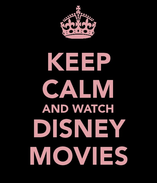 Watch Disney Movies..Yes!!