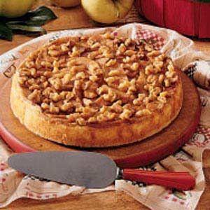 Apple Strudel Cheesecake Recipe