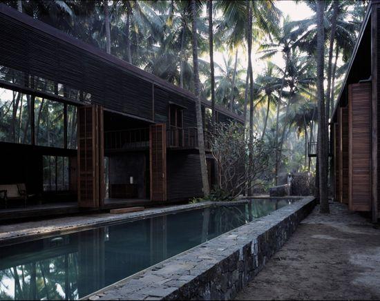 Studio Mumbai Architects - Palmyra House