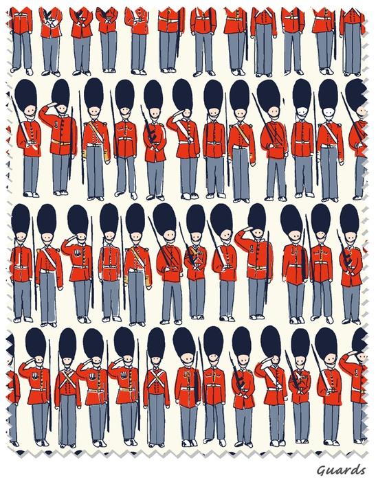 Guards (Cath Kidston Classic print)
