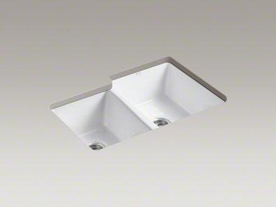 Kohler Clarity undermount sink