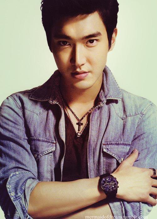 super junior Choi Siwon
