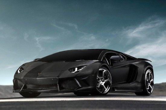 Lamborghini Mansory Aventador Carbonado