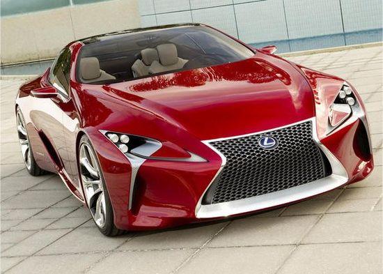 Lexus LFLC Concept