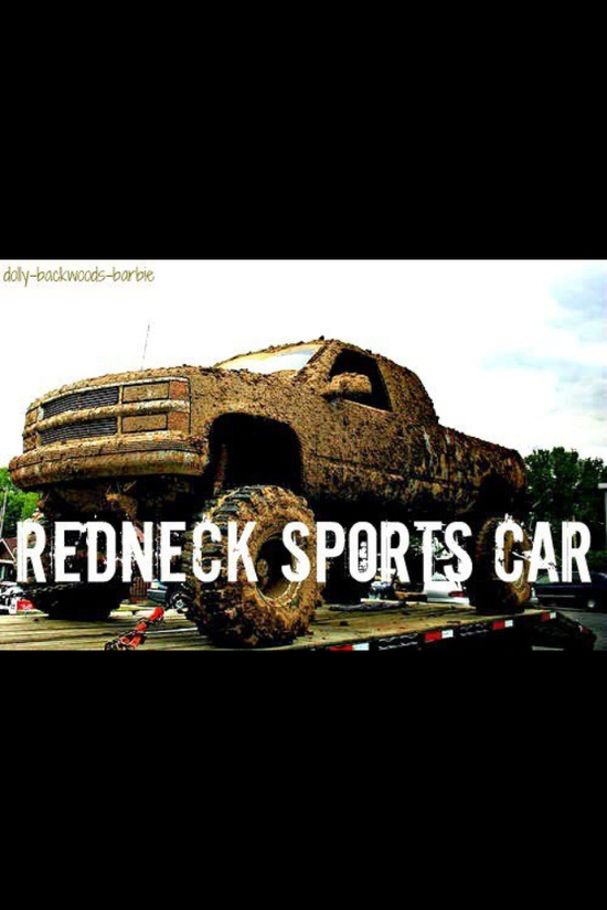 Redneck sports car