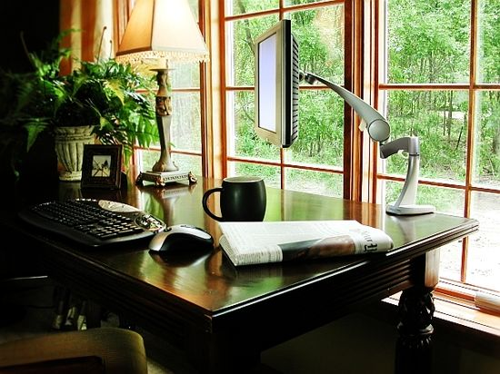 A classic home office design-2