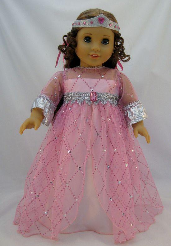 American Girl Doll Sized Enchanted Designer by enchanteddesigner, $39.00