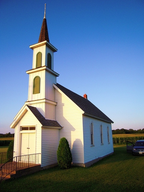 Little White Church by michellesuzettes. i want to marry here