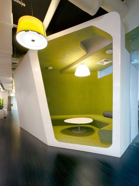 Kazan Yandex Office / za bor Architects