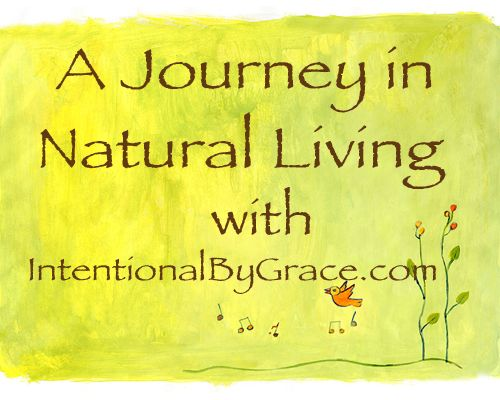 My Journey into Natural Living and Better Health - Why we made the switch and how!